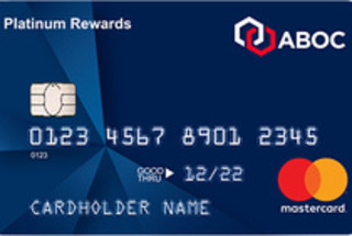 ABOC Platinum Rewards Card