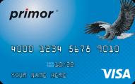 primor® Secured Visa® Classic Card