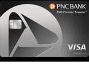 PNC Premier Traveler® Visa Signature® Credit Card