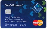 Sam's Club Business MasterCard