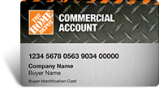 The Home Depot Commercial Account