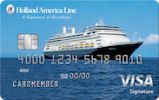 Holland America Line Rewards Visa Card