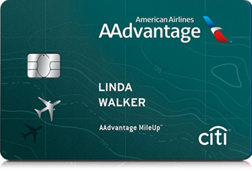 American Airlines AAdvantage MileUp℠ Card