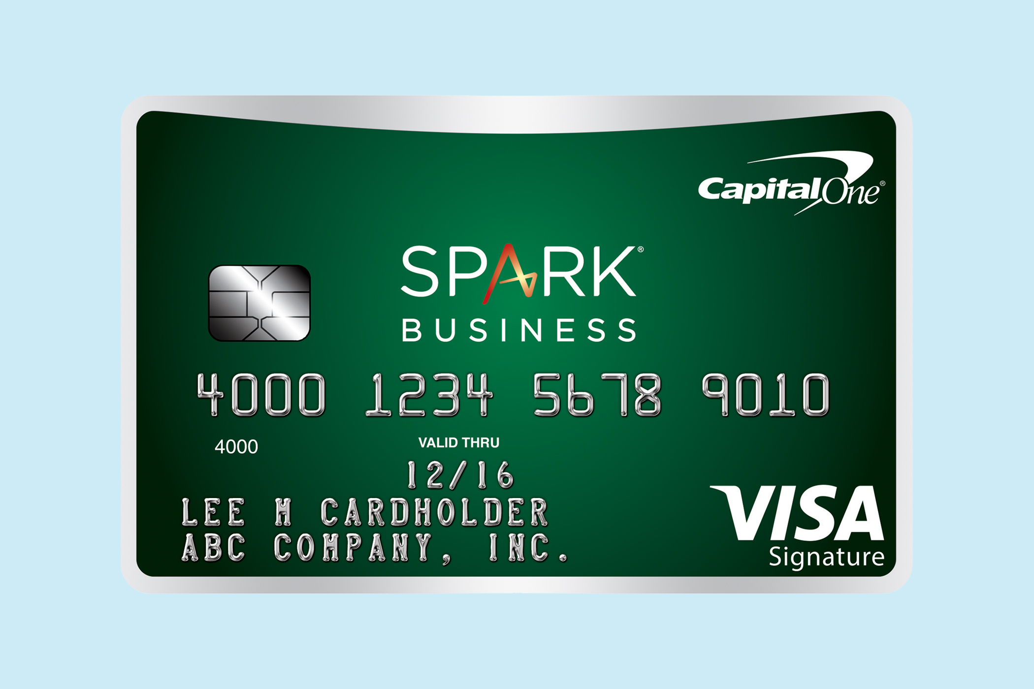 Capital One Spark® Cash Credit Card