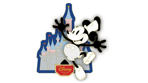 DISNEY Celebrate Mickey's 90th anniversary with a new collectible pin